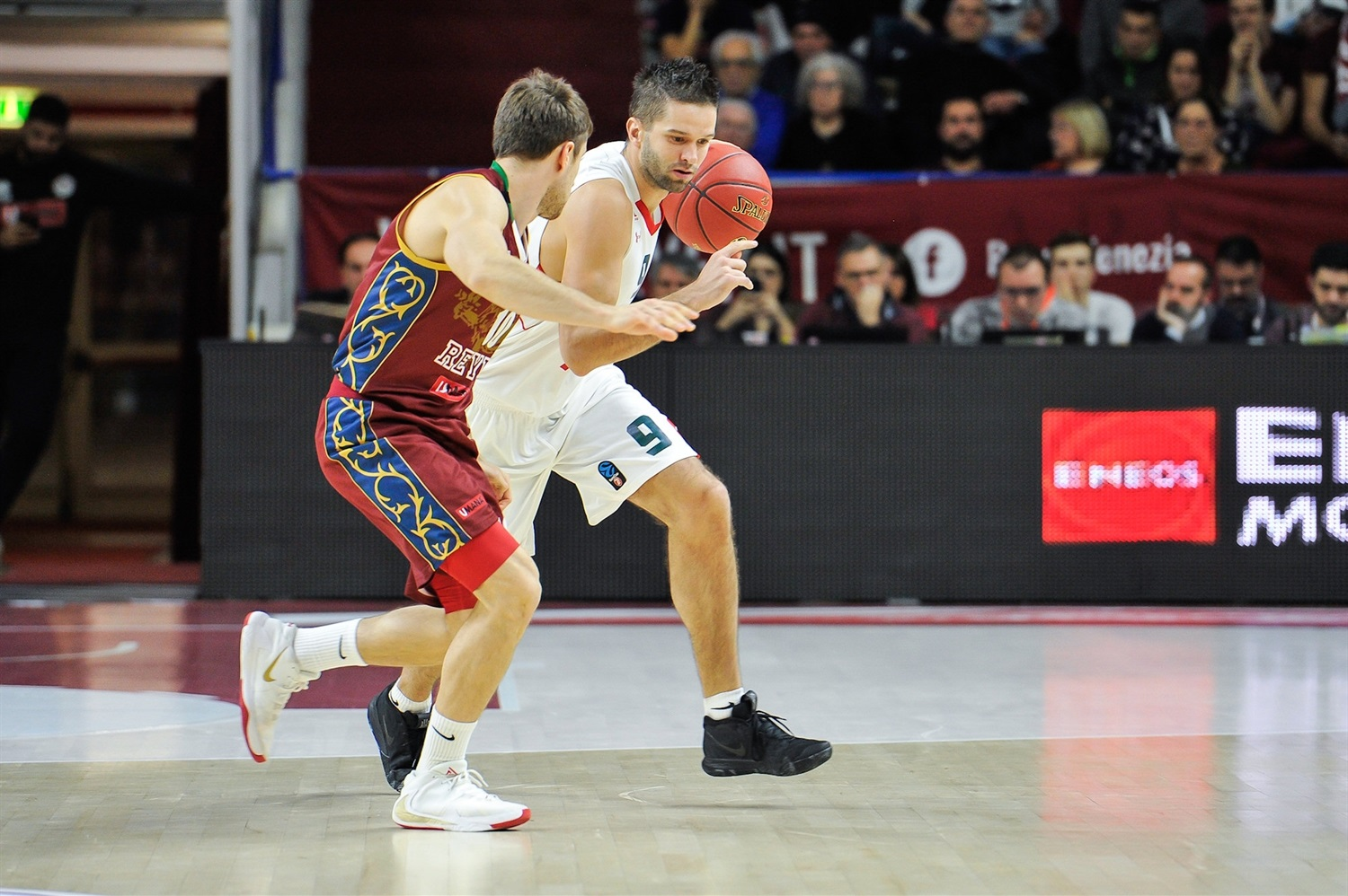 Mantas Kalnietis - Lokomotiv Kuban Krasnodar (photo Reyer) - EC19