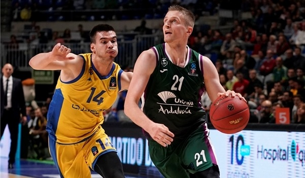 Unicaja, Waczynski together one more season