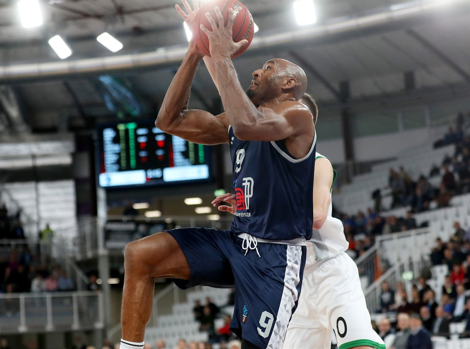 Deandre Lansdowne - Germani Brescia Leonessa (photo Brescia) - EC19