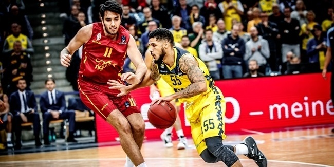 7DAYS EuroCup, Regular Season Round 7: EWE Baskets Oldenburg vs. Galatasaray Doga Sigorta Istanbul