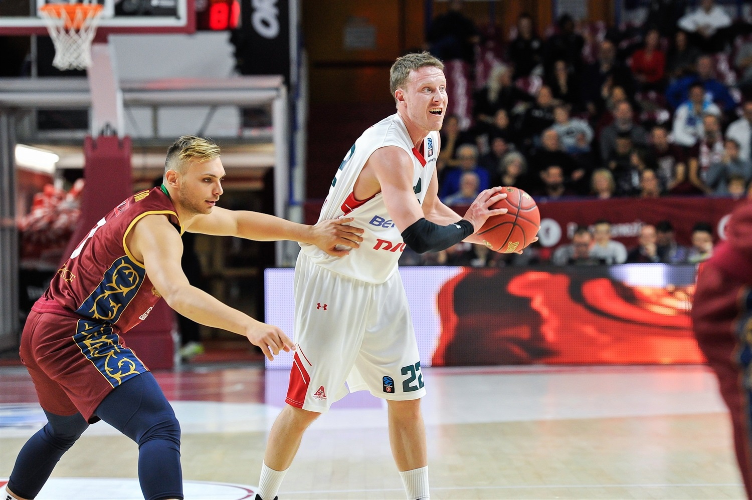 Dmitry Kulagin - Lokomotiv Kuban Krasnodar (photo Reyer) - EC19