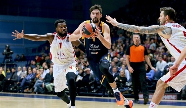 RS08 Report: Shved, Jerebko lead Khimki past Milan