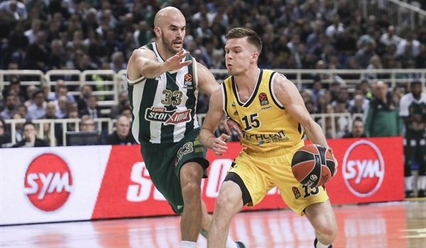 RS08 Report: ALBA stuns Panathinaikos in 2OT
