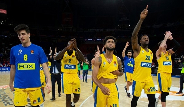 2020-21 Games to Watch: Maccabi FOX Tel Aviv