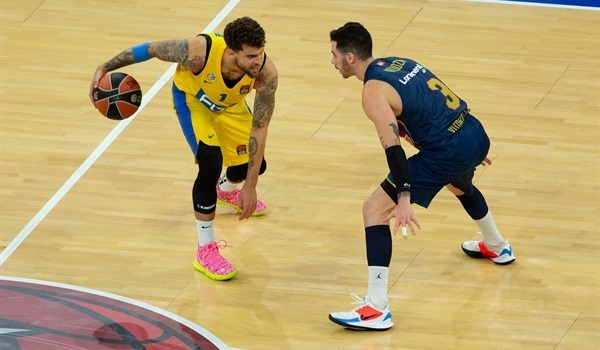 RS08 Report: Maccabi storms through Vitoria-Gasteiz