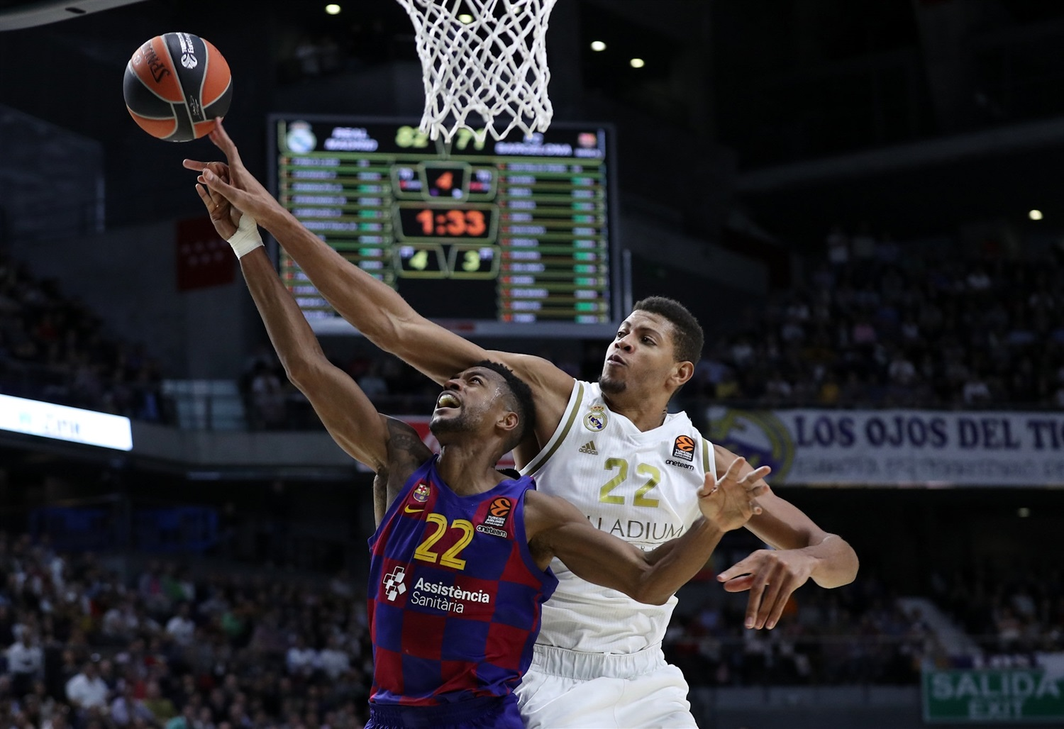 Walter Tavares - Real Madrid - EB19