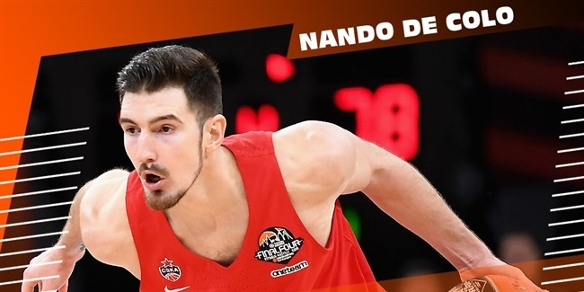 All-Decade Nominee: Nando De Colo