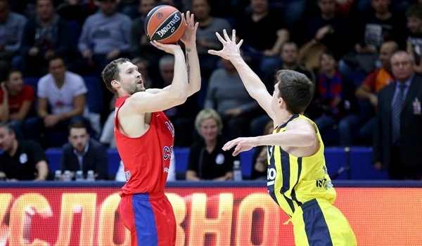 RS08 Report: James, Strelnieks fire CSKA past Fenerbahce