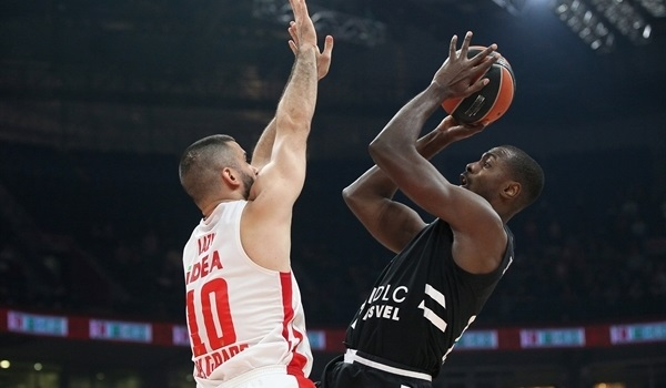 RS08 Report: ASVEL downs Zvezda in OT for first road win