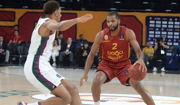 RS08 Report: Galatasaray comes back for big win over Unicaja