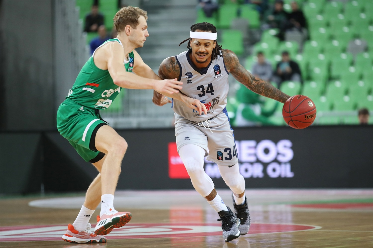 David Moss - Germani Brescia Leonessa (photo Olimpija - Ales Fevzer) - EC19