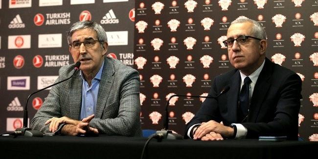 Jordi Bertomeu press conference in Milan