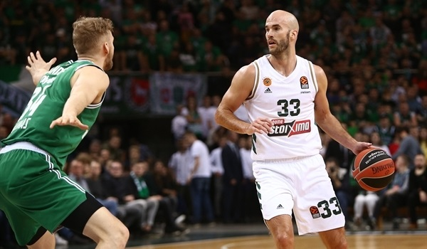 RS09 Report: Calathes lifts Panathinaikos past Zalgiris