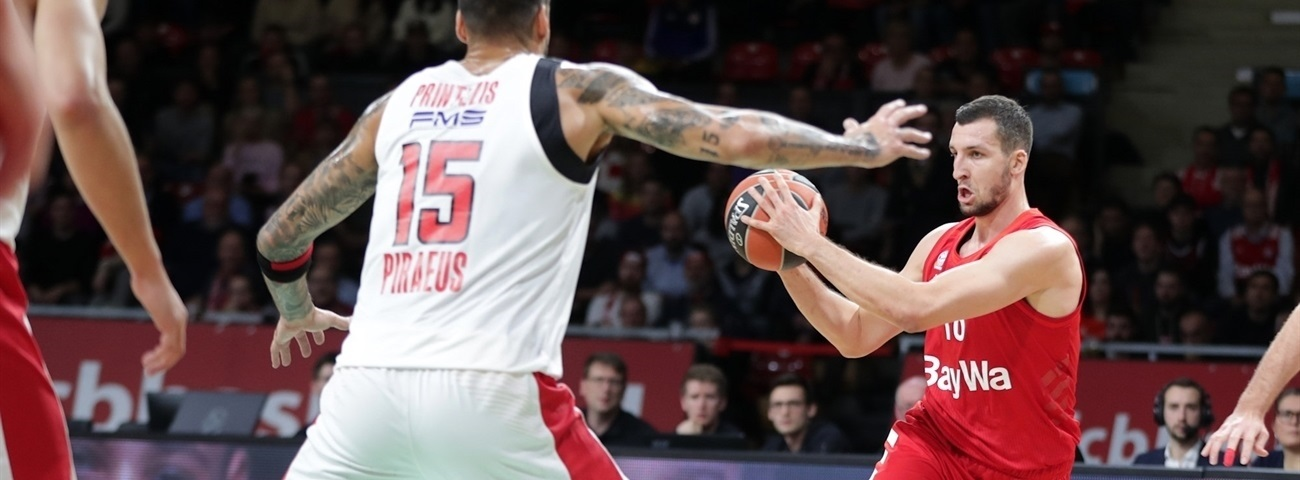 Monster starters carried, rallied Bayern
