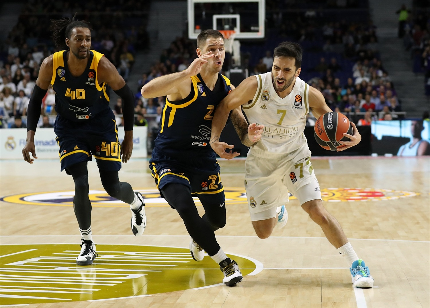 Facundo Campazzo - Real Madrid - EB19