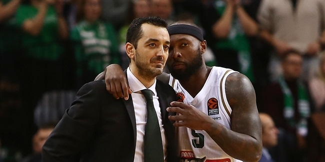 Panathinaikos promotes Vovoras to head coach