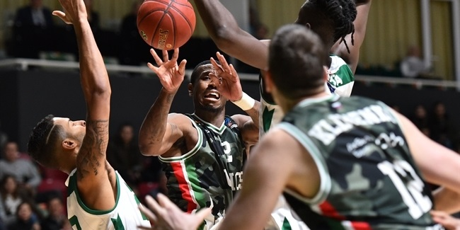 7DAYS EuroCup, Regular Season Round 8: UNICS Kazan vs. Nanterre 92
