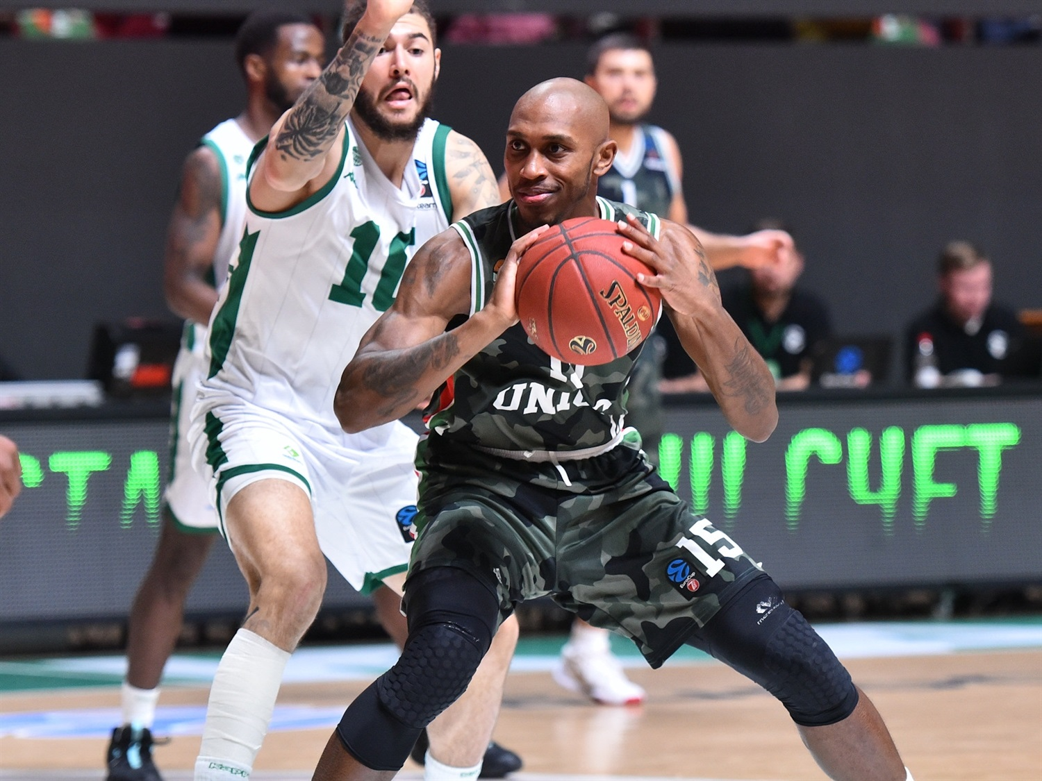 Jamar Smith - UNICS Kazan - EC19