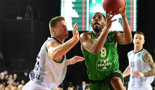 RS08 Report: Darussafaka survive battle with Joventut