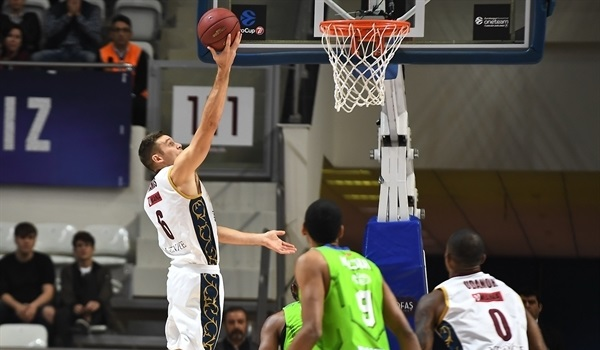RS08 Report: Reyer's sixth straight win sends it to Top 16