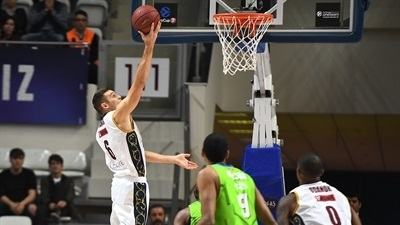 Reyer's sixth straight win sends it to Top 16