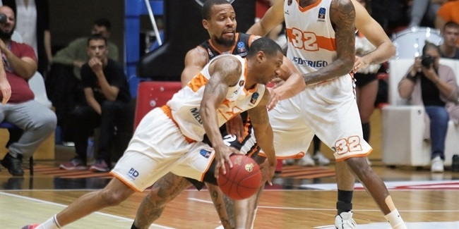 7DAYS EuroCup, Regular Season Round 8: Promitheas Patras vs. ratiopharm Ulm