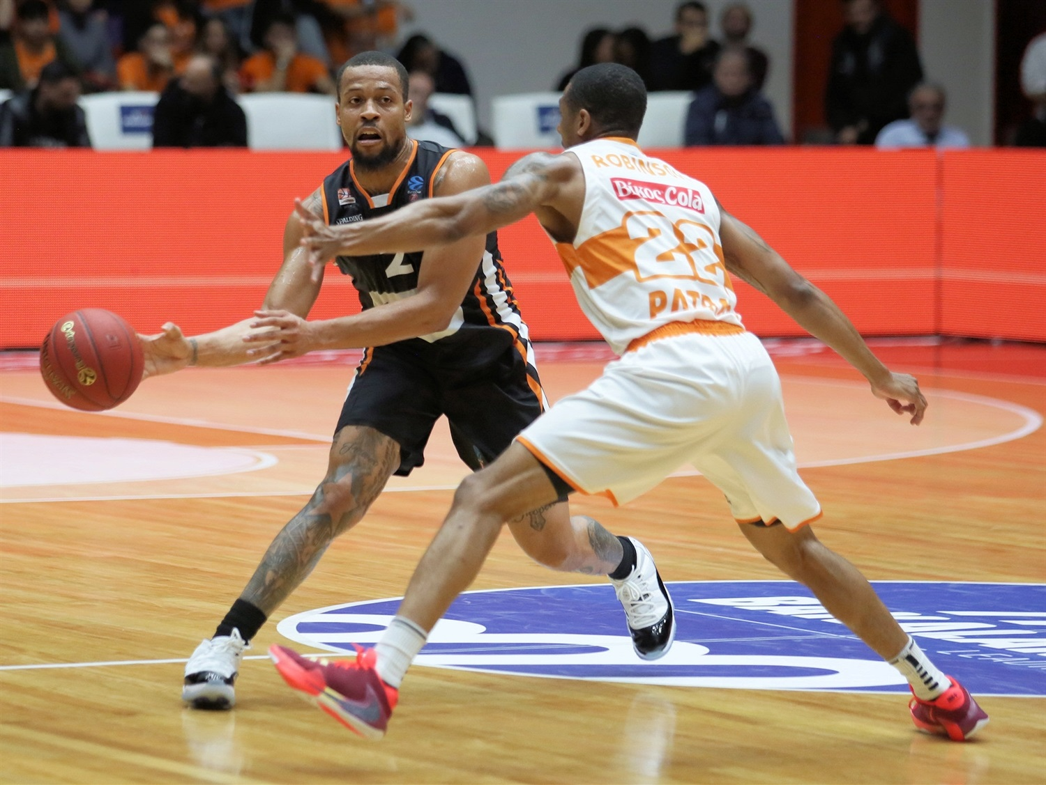 Isaiah Briscoe - ratiopharm Ulm (photo Promitheas) - EC19
