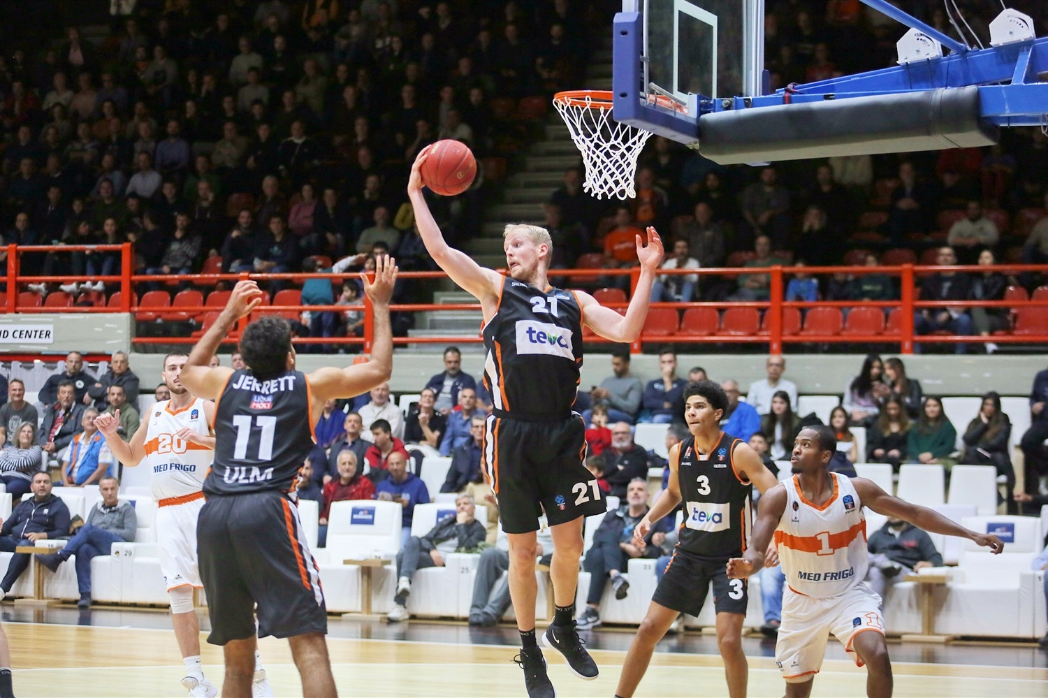 Seth Hinrichs - ratiopharm Ulm (photo Promitheas) - EC19