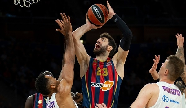 RS09 Report: Baskonia finishes strong to beat CSKA