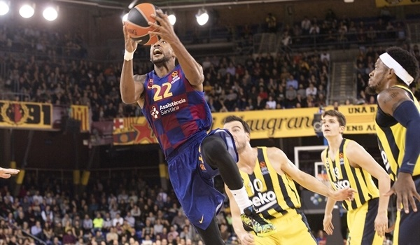 RS09 Report: Barcelona thrashes Fenerbahce