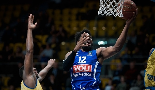 RS08 Report: Buducnost storms host Arka to stay alive