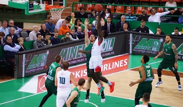 RS08 Report: Lokomotiv ends losing streak at Limoges