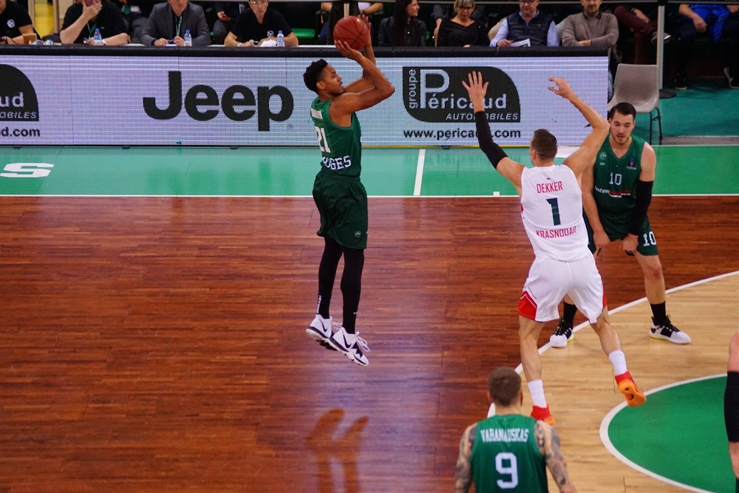 Anthony Brown - Limoges CSP (photo Limoges) - EC19