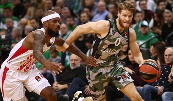 Zalgiris extends Walkup through 2020-21 season