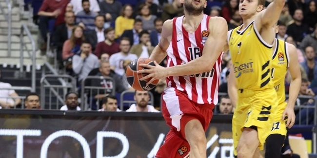 RS Round 10: ALBA Berlin vs. Olympiacos Piraeus