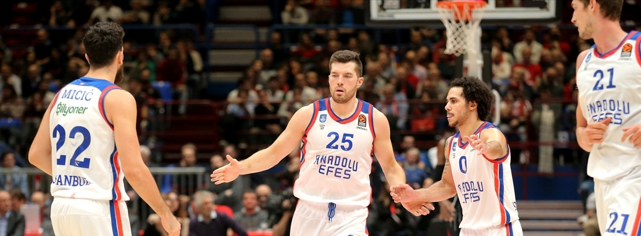 Efes turns free throws into a difference-maker