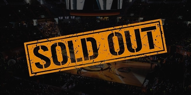 2020 Final Four general public tickets sold out!