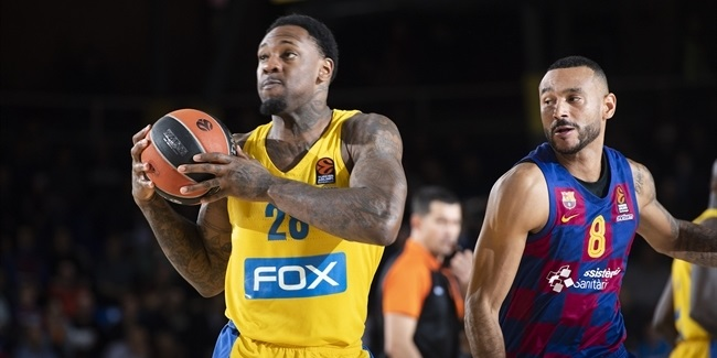 RS Round 10: FC Barcelona vs. Maccabi FOX Tel Aviv
