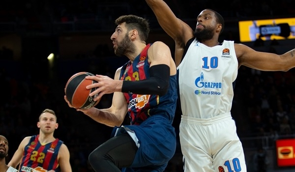 RS10 Report: Baskonia downs Zenit for second straight