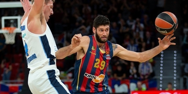 Zalgiris brings in forward Garino