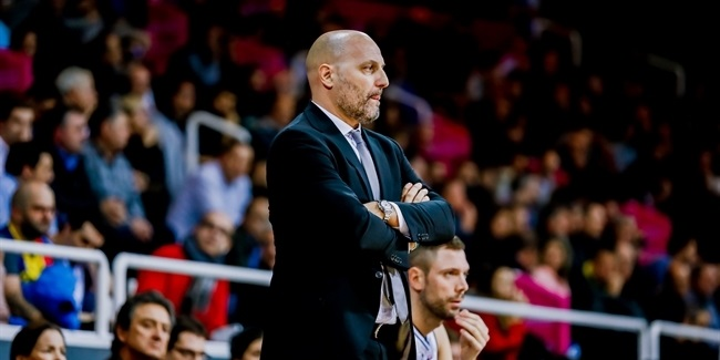 Virtus announces dismissal of Djordjevic