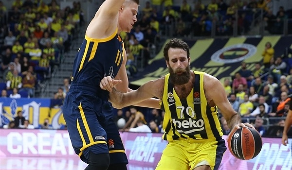 RS11 Report: Second-half defense leads Fenerbahce to win