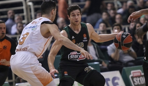 RS11 Report: Fredette leads Panathinaikos to 7th win