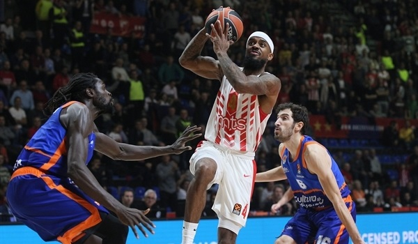 RS11 Report: Zvezda bests Valencia on Brown's buzzer-beater