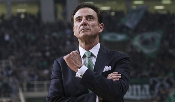 Rick Pitino on the EuroLeague: 'It's great basketball'