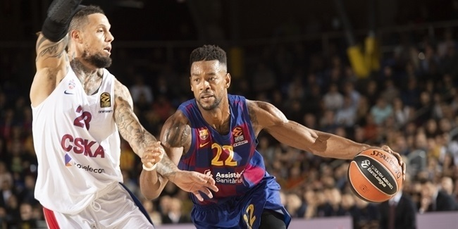 RS Round 11: FC Barcelona vs. CSKA Moscow