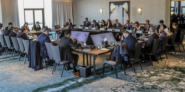 ECA Shareholders Executive Board meets in Athens