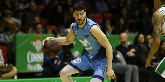 Unicaja brings in shooting guard Brizuela