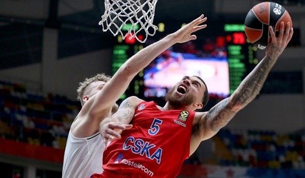 RS12 Report: James's game-winner lifts CSKA to OT win