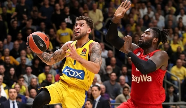 RS12 Report: Maccabi overpowers Bayern